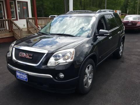 2010 GMC Acadia for sale at Premier Auto Sales Inc. in Newport News VA