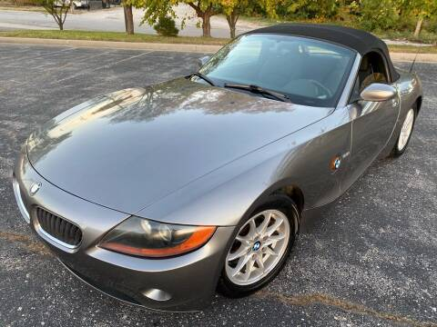 2003 BMW Z4 for sale at Supreme Auto Gallery LLC in Kansas City MO