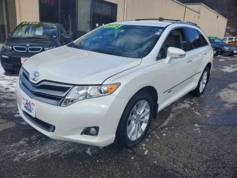 2013 Toyota Venza for sale at Auto Wholesalers Of Hooksett in Hooksett NH