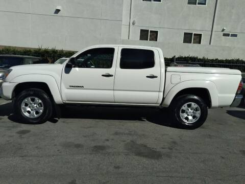 2014 Toyota Tacoma for sale at Western Motors Inc in Los Angeles CA