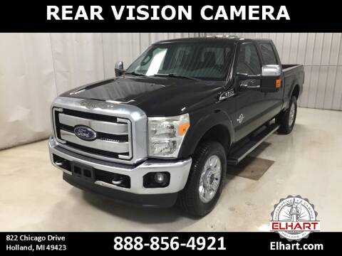 2014 Ford F-350 Super Duty for sale at Elhart Automotive Campus in Holland MI