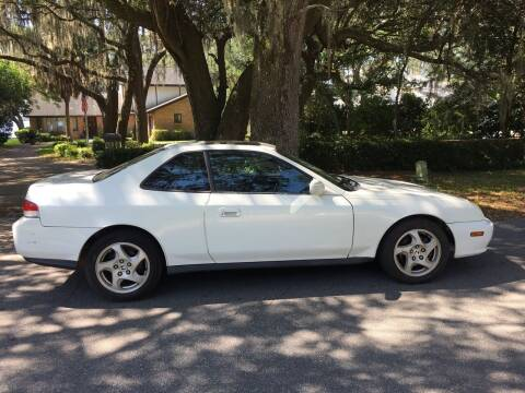 1998 Honda Prelude for sale at A A Auto Clinic and automotive sales in Niceville FL
