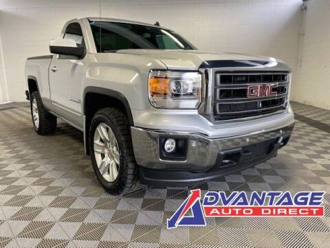 2014 GMC Sierra 1500 for sale at Advantage Auto Direct in Kent WA