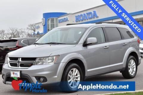 2016 Dodge Journey for sale at APPLE HONDA in Riverhead NY