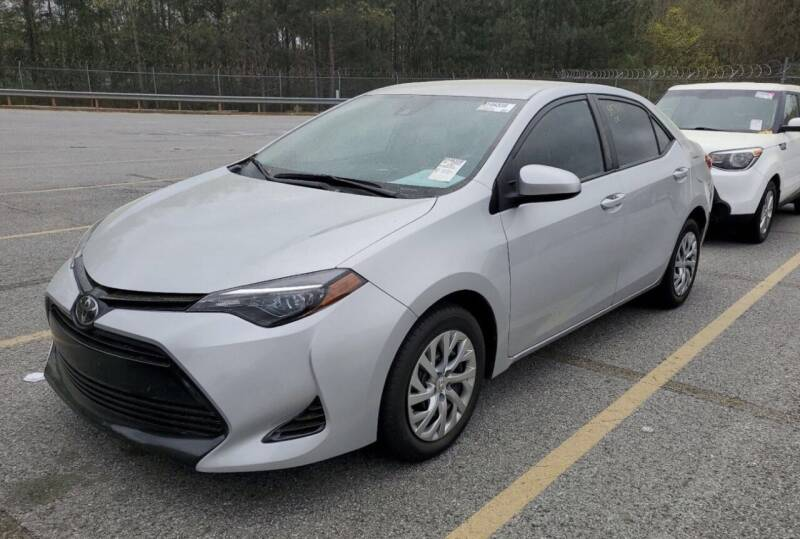 2018 Toyota Corolla for sale at Car One in Essex MD