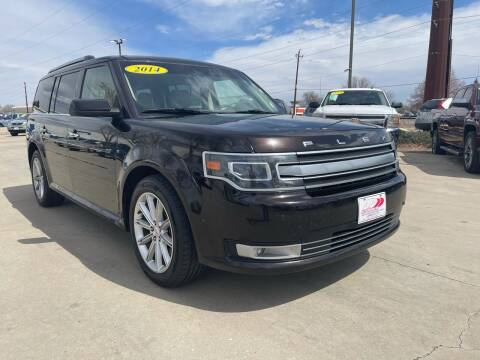 2014 Ford Flex for sale at AP Auto Brokers in Longmont CO