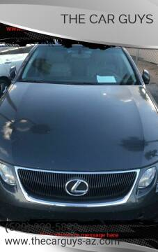 2007 Lexus GS 350 for sale at The Car Guys in Tucson AZ