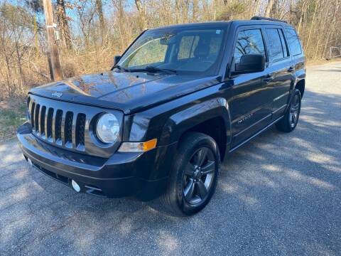 2015 Jeep Patriot for sale at Speed Auto Mall in Greensboro NC