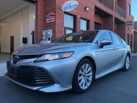 2018 Toyota Camry for sale at The Car Guys in Staten Island	 NY