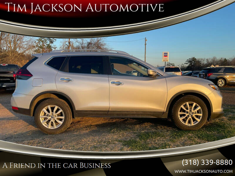 2020 Nissan Rogue for sale at Tim Jackson Automotive in Jonesville LA