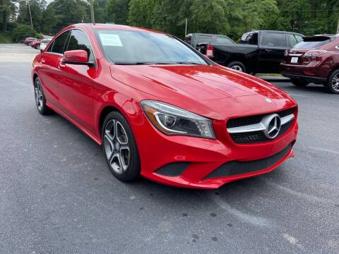 2014 Mercedes-Benz CLA for sale at Luxury Auto Innovations in Flowery Branch GA