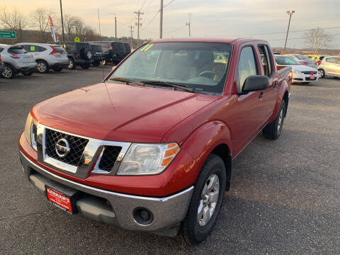 2011 Nissan Frontier for sale at Carmans Used Cars & Trucks in Jackson OH