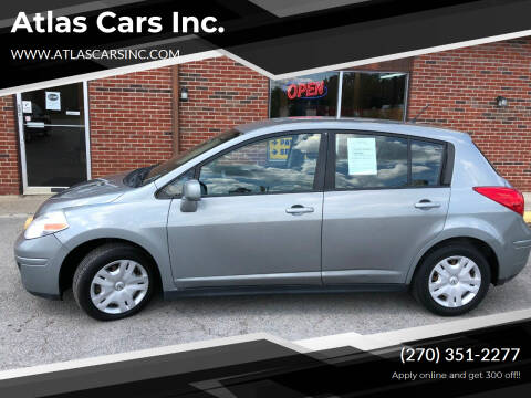 2011 Nissan Versa for sale at Atlas Cars Inc. in Radcliff KY