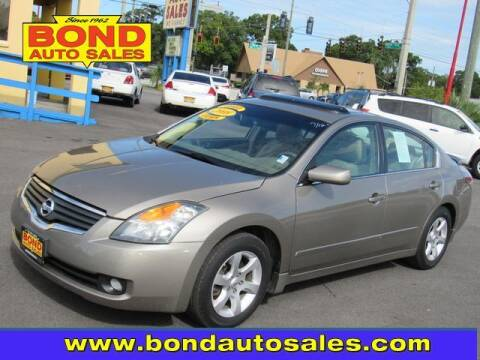 2008 Nissan Altima for sale at Bond Auto Sales in St Petersburg FL