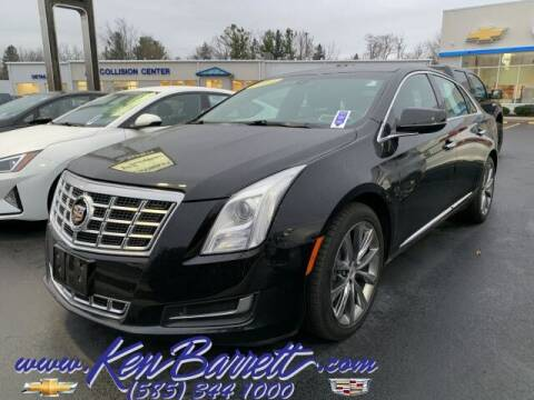 2014 Cadillac XTS for sale at KEN BARRETT CHEVROLET CADILLAC in Batavia NY
