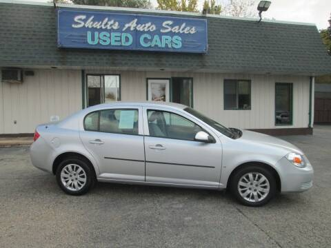 2009 Chevrolet Cobalt for sale at SHULTS AUTO SALES INC. in Crystal Lake IL