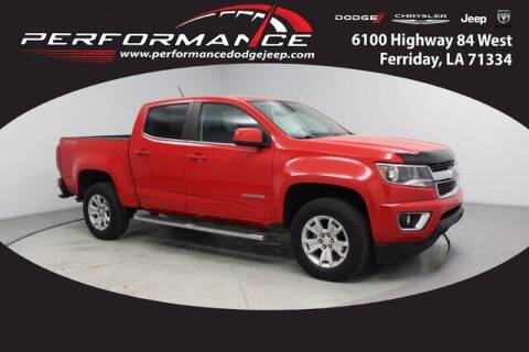 2018 Chevrolet Colorado for sale at Performance Dodge Chrysler Jeep in Ferriday LA