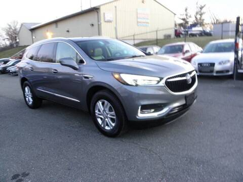 2019 Buick Enclave for sale at Dream Auto Group in Dumfries VA