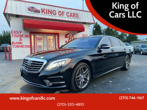 2015 Mercedes-Benz S-Class for sale at King of Cars LLC in Bowling Green KY