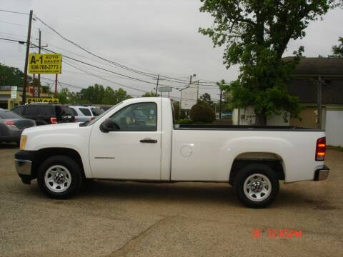 2013 GMC Sierra 1500 for sale at A-1 Auto Sales in Conroe TX