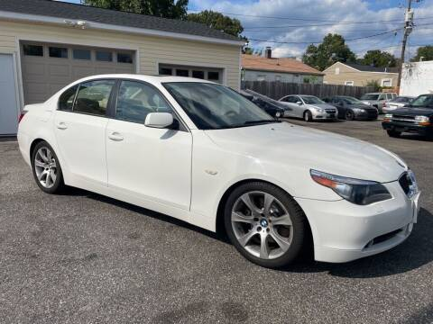 2007 BMW 5 Series for sale at Alpina Imports in Essex MD