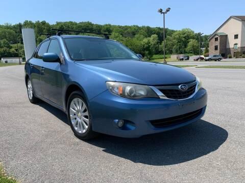2008 Subaru Impreza for sale at Waltz Sales LLC in Gap PA