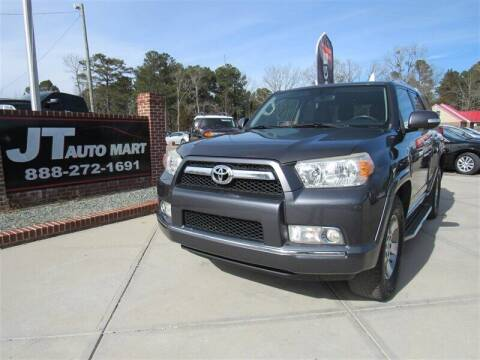 2013 Toyota 4Runner for sale at J T Auto Group in Sanford NC