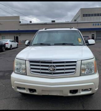 2004 Cadillac Escalade for sale at Berkshire County Auto Repair and Sales in Pittsfield MA