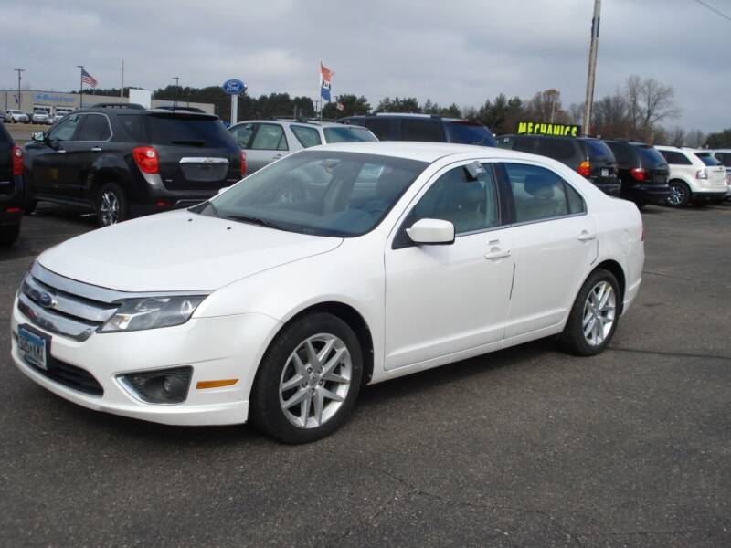 2012 Ford Fusion for sale at North Star Auto Mall in Isanti MN
