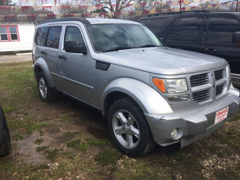 2010 Dodge Nitro for sale at Spartan Auto Sales in Beaumont TX