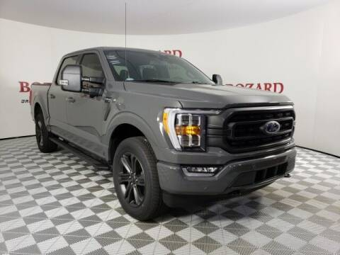 2021 Ford F-150 for sale at BOZARD FORD in Saint Augustine FL