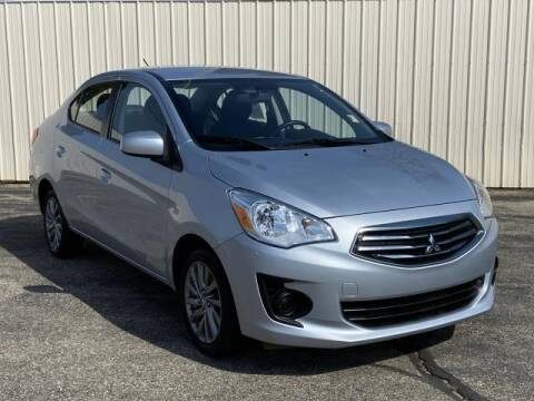 2018 Mitsubishi Mirage G4 for sale at Miller Auto Sales in Saint Louis MI