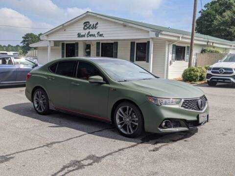 2019 Acura TLX for sale at Best Used Cars Inc in Mount Olive NC