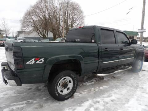 2004 Chevrolet Silverado 2500HD for sale at English Autos in Grove City PA