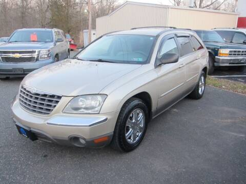 2006 Chrysler Pacifica for sale at K & R Auto Sales,Inc in Quakertown PA