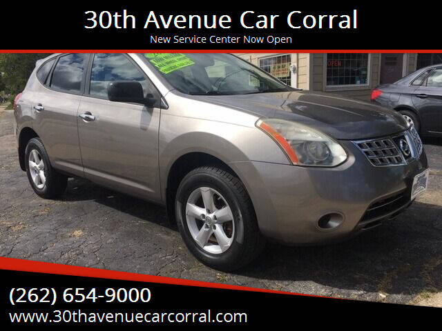 2010 Nissan Rogue for sale at 30th Avenue Car Corral in Kenosha WI