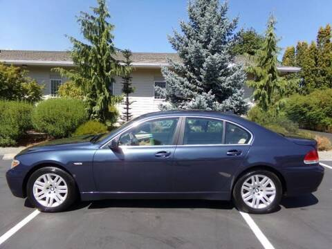 2002 BMW 7 Series for sale at Signature Auto Sales in Bremerton WA