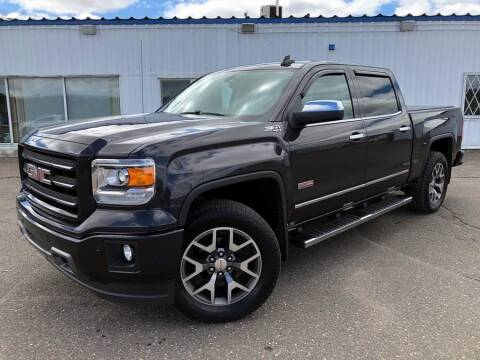 2015 GMC Sierra 1500 for sale at STATELINE CHEVROLET BUICK GMC in Iron River MI
