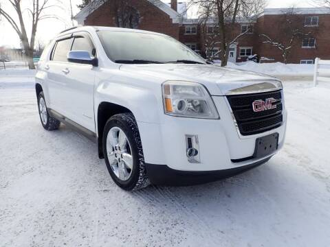 2014 GMC Terrain for sale at Marvel Automotive Inc. in Big Rapids MI