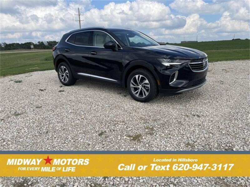 2021 Buick Envision for sale in Hillsboro, KS
