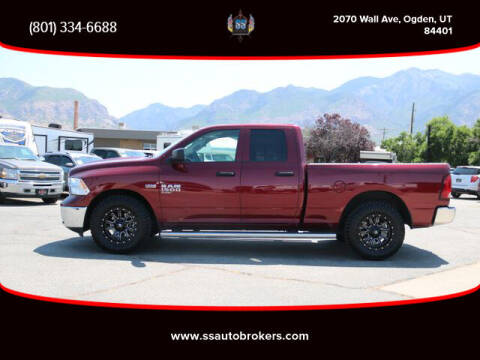 2019 RAM Ram Pickup 1500 Classic for sale at S S Auto Brokers in Ogden UT