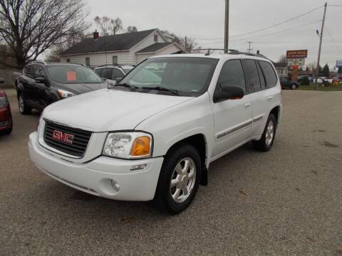 2004 GMC Envoy for sale at Jenison Auto Sales in Jenison MI