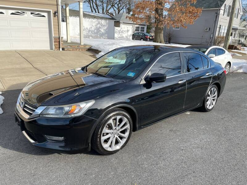2013 Honda Accord for sale at Jordan Auto Group in Paterson NJ
