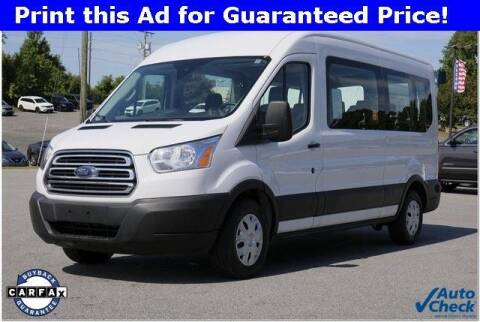 2019 Ford Transit Passenger for sale at WHITE MOTORS INC in Roanoke Rapids NC