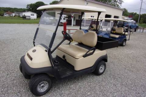 2015 Club Car Gas EFI Precedent Utility Box for sale at Area 31 Golf Carts - Gas 2 Passenger in Acme PA
