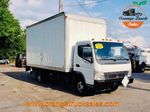 2005 Mitsubishi Fuso for sale at Orange Truck Sales in Orlando FL