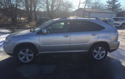 2007 Lexus RX 350 for sale at 6th Street Auto Sales in Marshalltown IA
