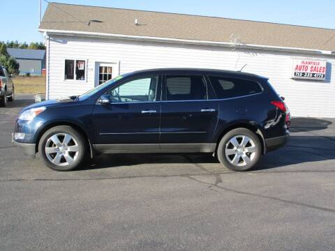2011 Chevrolet Traverse for sale at Plainfield Auto Sales, LLC in Plainfield WI