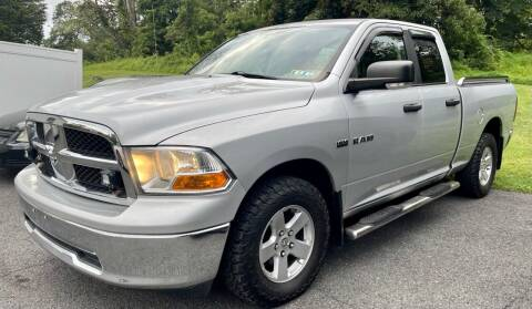 2010 Dodge Ram Pickup 1500 for sale at Mayer Motors of Pennsburg in Pennsburg PA