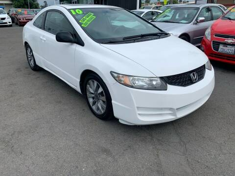 2010 Honda Civic for sale at North County Auto in Oceanside CA